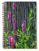 Summer Bloom Spiral Notebook