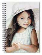 Summer Claire Spiral Notebook