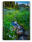 Summer Creek Spiral Notebook