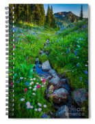 Summer Creek Spiral Notebook
