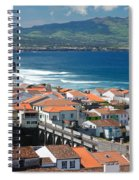 Summer Day In Sao Miguel Spiral Notebook