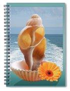 Summer Daydream Spiral Notebook