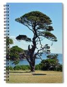 Summer Dunmore East Spiral Notebook