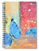 Summer Feeling Spiral Notebook