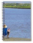 Summer Florida Dreaming Spiral Notebook