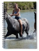 Summer Fun 5 Spiral Notebook
