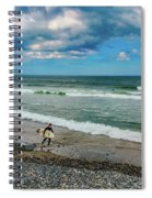 Summer Fun Spiral Notebook