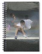 Summer Fun In Newark Nj Spiral Notebook