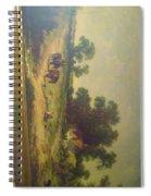 Summer In Sussex Spiral Notebook