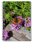Summer Moment Spiral Notebook