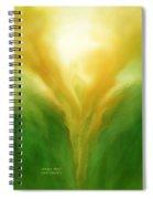 Summer Moods Spiral Notebook