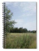 Summer Noon Spiral Notebook