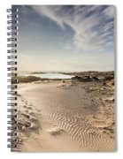 Summer Oasis Spiral Notebook