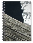 Summer On The Dock Spiral Notebook