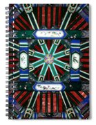 Summer Palace Ceiling Spiral Notebook