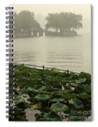 Summer Palace Serenity Spiral Notebook