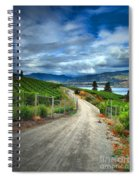 Summer Passages Spiral Notebook