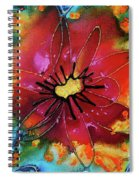 Summer Queen Spiral Notebook