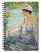 Summer Reverie Spiral Notebook