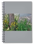 Summer River Bank View             July            Indiana Spiral Notebook