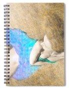 Summer Romance V3 Spiral Notebook