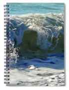Summer Splash Spiral Notebook