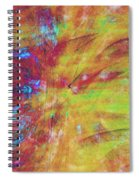 Summer Splash Spiral Notebook