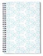 Summer Splash- Pattern Art By Linda Woods Spiral Notebook