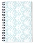 Summer Splash- Pattern Art By Linda Woods Spiral Notebook