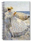Summer Sunlight Spiral Notebook