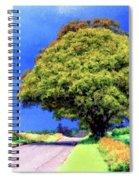 Summer Thunder Spiral Notebook
