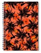 Summer Time 2 Spiral Notebook