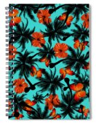 Summer Time  Spiral Notebook