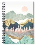Summer Vista Spiral Notebook