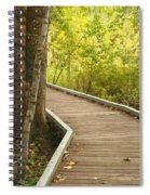 Summer Walk Spiral Notebook