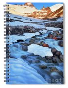 Summerland Creek Spiral Notebook