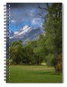 Summer's End Spiral Notebook