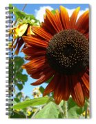 Summers Here Spiral Notebook
