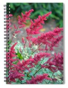 Summer's Offering Spiral Notebook