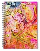 Summer's Tears Spiral Notebook