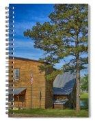 Summersville Mill Ozark National Scenic Riverways Dsc02626 Spiral Notebook