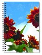 Summertime Memories Spiral Notebook