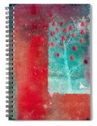 Summertime Spiral Notebook