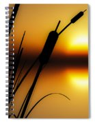 Summertime Whispers  Spiral Notebook