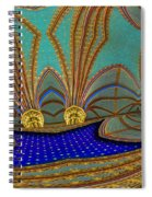Sumptuous  Spiral Notebook