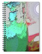 Sun - Moon - Earth Spiral Notebook