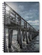 Sun And Fun In Naples Florida Spiral Notebook