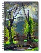 Sun Ater Rain Spiral Notebook