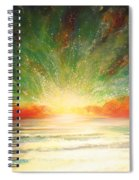 Sun Bliss Spiral Notebook