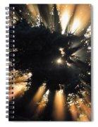 Sun Cast Spiral Notebook
